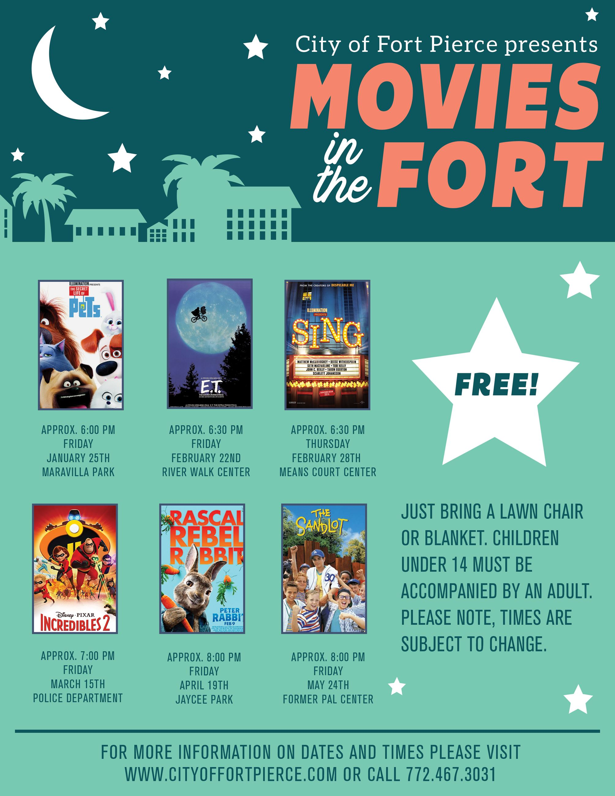 Movies In The Fort
